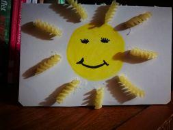 Soare cu paste