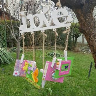 Felicitari creând iubirea